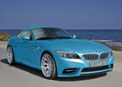 BMW Z4 E89 Roadster, БМВ З 4 Е89 Роадстер