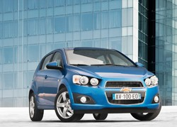 Chevrolet Aveo, Шевроле Авео