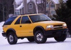 Chevrolet Blazer, Шевроле Блейзер