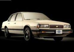 Chevrolet Celebrity, Шевроле Селебрити