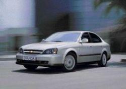Chevrolet Evanda, Шевроле Эванда