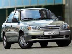 Chevrolet Lanos, Шевроле Ланос