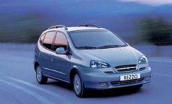 Chevrolet Rezzo, Шевроле Реззо