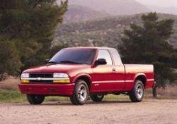 Chevrolet S-10, Шевроле С 10