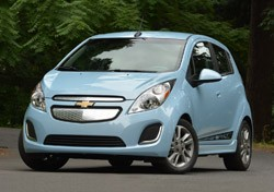 Chevrolet Spark, Шевроле Спарк
