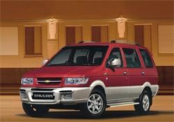 Chevrolet Tavera, Шевроле Тавера