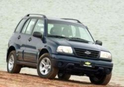 Chevrolet Tracker, Шевроле Тракер