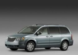 Chrysler Grand Voyager, Крайслер Гранд Вояджер