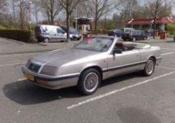 Chrysler Le Baron, Крайслер Ле Барон