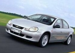 Chrysler Neon, Крайслер Неон