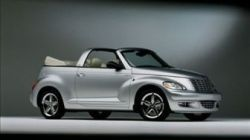 Chrysler PT Cruiser Cabrio, Крайслер ПТ Круизер Кабрио