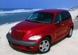 Chrysler PT Cruiser, Крайслер ПТ Круизер