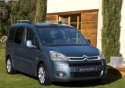 Citroen Berlingo First, Ситроен Берлинга Фирст