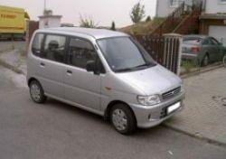Daihatsu Move, Дайхатсу Муве