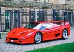 Ferrari F50, Феррари Ф50