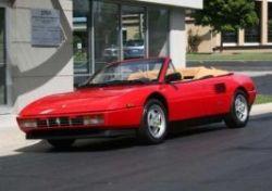 Ferrari Mondial, Феррари Мондиаль