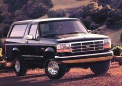 Ford Bronco, Форд Бронко