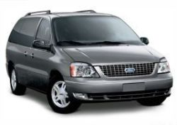 Ford Freestar, Форд Фристар