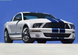 Ford Shelby GT 500, Форд Шелби ГТ 500