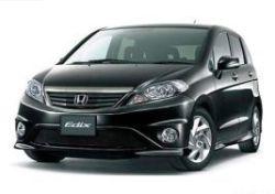 Honda Edix, Хонда Эдикс