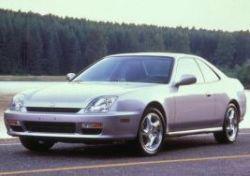 Honda Prelude, Хонда Прелюд