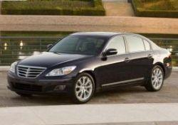 Hyundai Genesis, Хундай Генезис