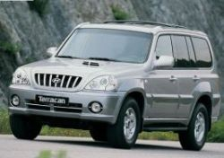Hyundai Terracan, Хундай Терракан