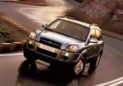 Hyundai Tucson, Хундай Туксон