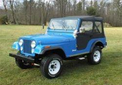 Jeep CJ, Джип