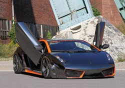 Lamborghini Gallardo, Ламборджини Галлардо