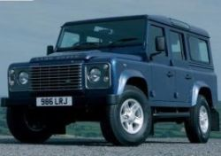 Land Rover Defender 110, ���� ����� �������� 110