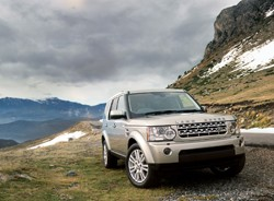 Land Rover Discovery 4, Ленд Ровер Дискавери 4