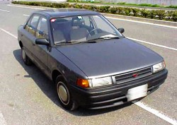Mazda Familia, Мазда Фамилия