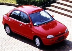 Mazda Revue, Мазда Ревю