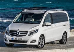 Mercedes V class, Мерседес Бенц В класс