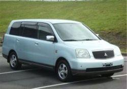 Mitsubishi Dion, Митсубиси Дион