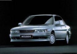 Mitsubishi Eterna, Митсубиси Этерна