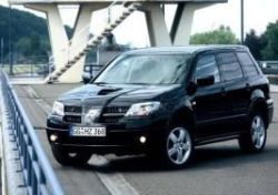 Mitsubishi Outlander Turbo, Митсубиси Аутлендер Турбо