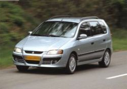 Mitsubishi Space Star, Митсубиси Спейс Стар