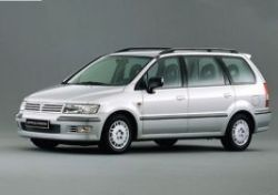 Mitsubishi Space Wagon, Митсубиси Спейс Вагон