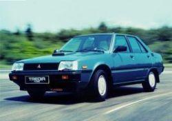 Mitsubishi Tredia, Митсубиси Тредия