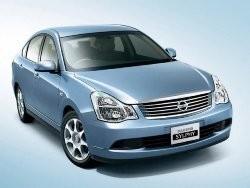 Nissan Bluebird Sylphy, Ниссан Блюберд Силфи