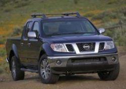 Nissan Frontier, Ниссан Фронтиер