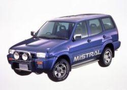 Nissan Mistral, Ниссан Мистраль