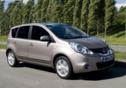 Nissan Note, ������ ����
