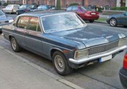 Opel Admiral, Опель Адмирал