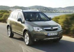 Opel Antara, Опель Антара