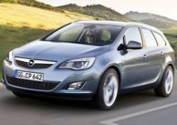 Opel Astra ST, Опель Астра СТ