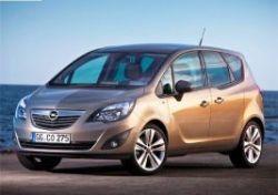 Opel Meriva, Опель Мерива