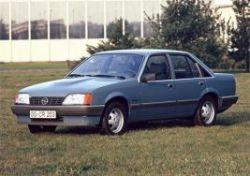 Opel Rekord, Опель Рекорд